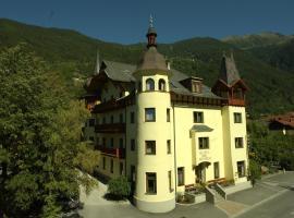 Hotel 3 Mohren, hotel in Oetz