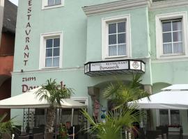 Hotel-Restaurant zum Donaueck Mauthausen, Hotel in Mauthausen