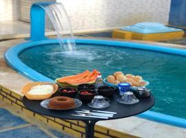 Joia do Paraiso - Macapá Luís Correia, hotel with pools in Luis Correia