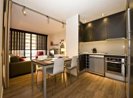 Casp 74 Apartments, apartment in Barcelona