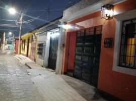 Utz Service Hotel Xela, Hotel in Quetzaltenango