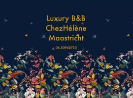 Chez Hélène Luxury appartment, B&B in Maastricht