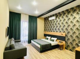 The LOFT Inn, budget hotel in Adler