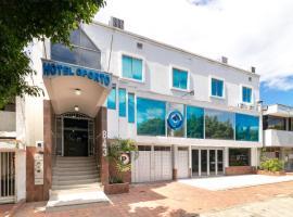 Ayenda Oporto Suites, hotel in Cúcuta