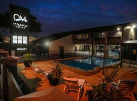 Orana Motel, motel in Dubbo
