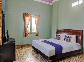 SPOT ON 90340 Al Bayt Homestay Syariah, hotel in Bandar Lampung