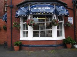 Sherwood Hotel, hotel near Marton Mere Local Nature Reserve, Blackpool