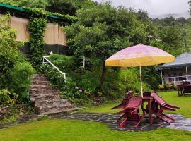 Nature Drops, luxury tent in Nainital