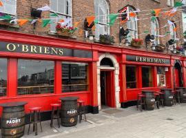 The Ferryman Townhouse, hotel near Dublin Ferry Port, Dublin