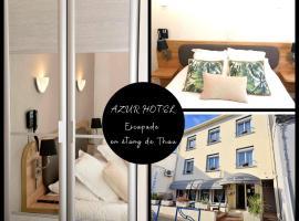 Azur Hotel, hotel in Balaruc-les-Bains