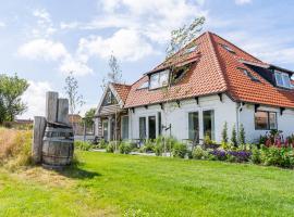 Op Oost Suites & Restaurant het Kook Atelier, hotel in Oosterend