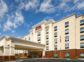 Hampton Inn & Suites Baltimore/Woodlawn, hotel in Baltimore