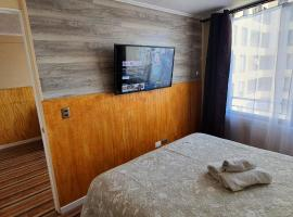 Santiago Centro - Zenteno, apartment in Santiago