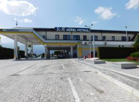 Hotel RR Petrol, hotel in Tetovo