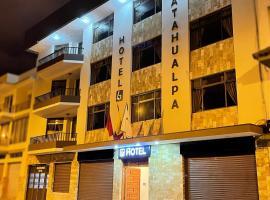 Loft NASS Atahualpa, hotel in Cuenca