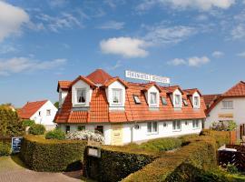 Ferienhotel Bernstein, Hotel in Trassenheide