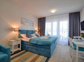 Aquamarina Onyx 18, hotel with jacuzzis in Międzyzdroje