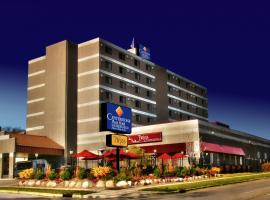 Centerstone Plaza Hotel Soldiers Field - Mayo Clinic Area, hotel in Rochester