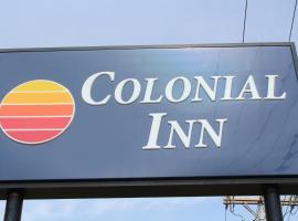 Colonial Inn Franklin, hotel in Franklin