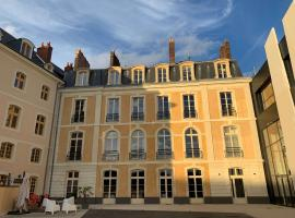 Leprince Hotel Spa; Best Western Premier Collection, hotel in Le Mans