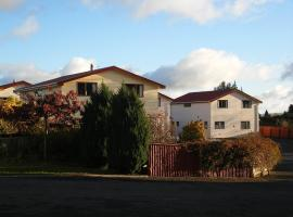 Ossies Motels and Chalets, hotel in Ohakune