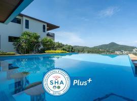 Baan Chom View Kamala - SHA Plus, hotel in Kamala Beach