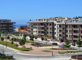Urbanización Flat Select Canelas, hotel cerca de Playa Canelas, Portonovo