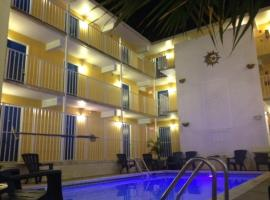 Seaside Inn & Suites, hotel near Ocean City Boardwalk, Fenwick Island