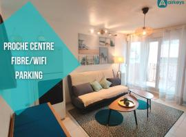 JOLI STUDIO * TERRASSE * PARKING, apartment in Aix-en-Provence