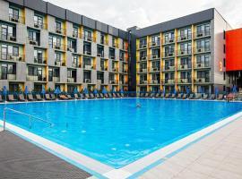 Fresh Wind SPA Hotel, hotel near Sorochany Ski Lift 1, Kurovo