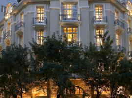 The Excelsior, hotel em Tessalônica