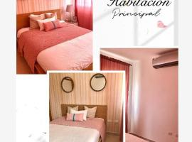 Hermoso apartamento, hotel with parking in Higuey