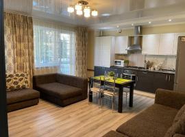 Апартаменты у парка Юность, apartment in Kaliningrad