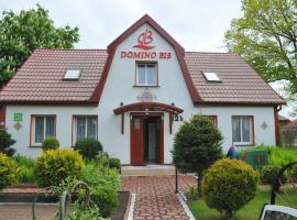 Ośrodek Wczasowy Domino Bis, apartment in Dźwirzyno