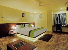 Treebo Trend Hotel Golden Nest, hotel in Bhubaneshwar