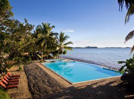 Anjiamarango Beach Resort, hotel in Nosy Be