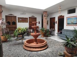Hotel Barajas, hotel in Jardin
