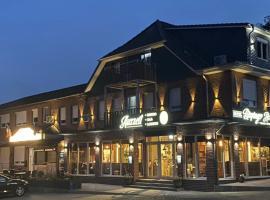 Hotel Bispinger Hof, hotel in Bispingen
