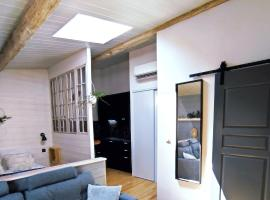 Appartement Lila, hotel in Carcassonne