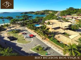 Rio Búzios Boutique Hotel, отель в Бузиусе
