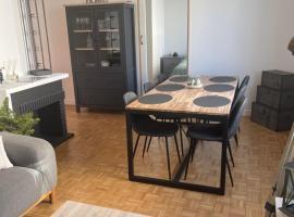 Appartement…LH center / 6 pers. parking privé, apartment in Le Havre