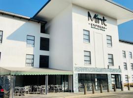 MINT Express Melrose View, hotell i Johannesburg