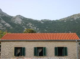 Old house Djurovic, vacation home in Herceg-Novi