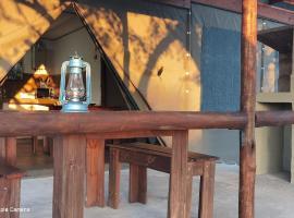 Kingfisher Bush Lodge, lodge in Enkovukeni