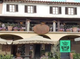 Albergo Giovanni Da Verrazzano, hotell i Greve in Chianti