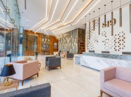 S19 Hotel-Al Jaddaf, hotel in Bur Dubai, Dubai