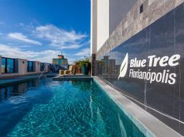Blue Tree Premium Florianópolis, hotel in Florianópolis