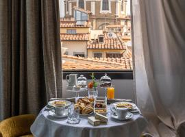 Hotel Cerretani Firenze - MGallery Collection, hotel in San Lorenzo, Florence