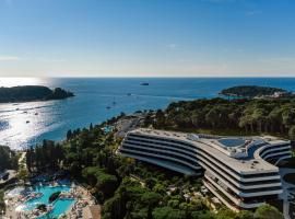Hotel Lone, romantic hotel in Rovinj