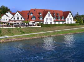 Hotel zur Prinzenbrücke, отель в Мюнстере
